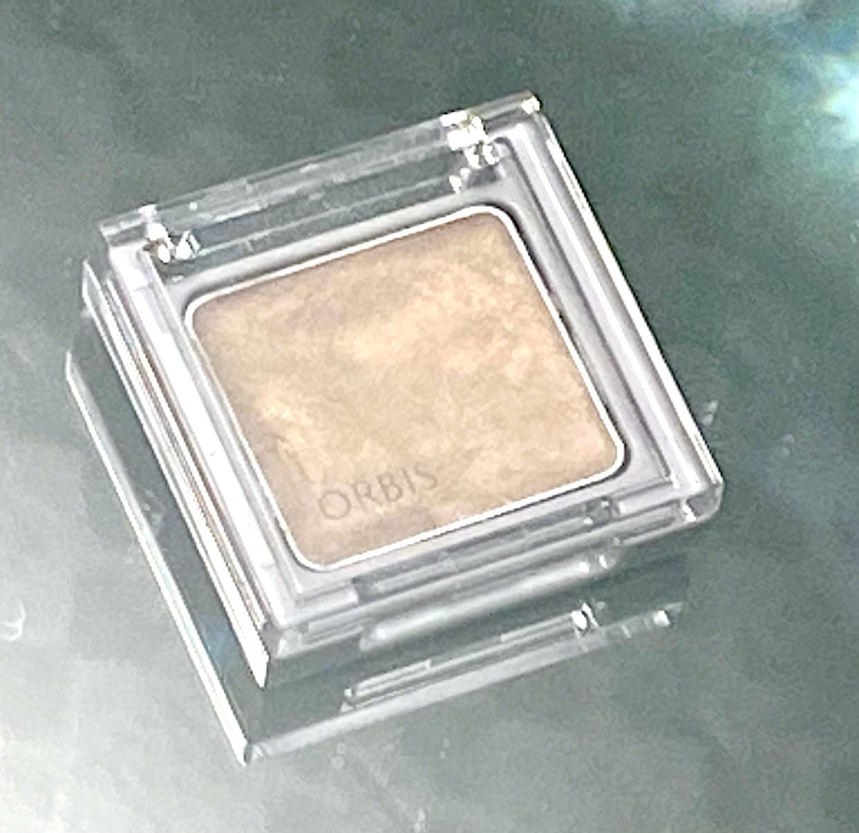 ORBIS(オルビス)マルチクリームアイカラーを使った 楠 まさよさんのクチコミ画像