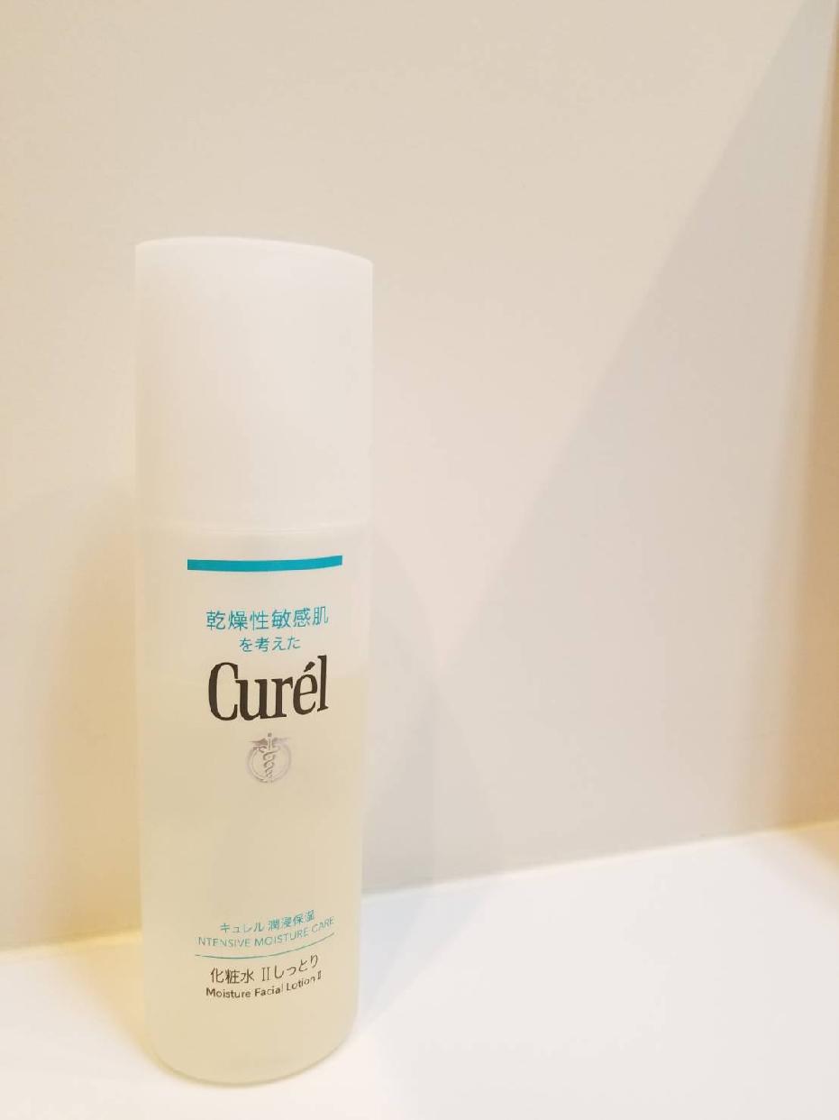 Curél(キュレル) 潤浸保湿 化粧水 II しっとりを使ったsayaさんのクチコミ画像