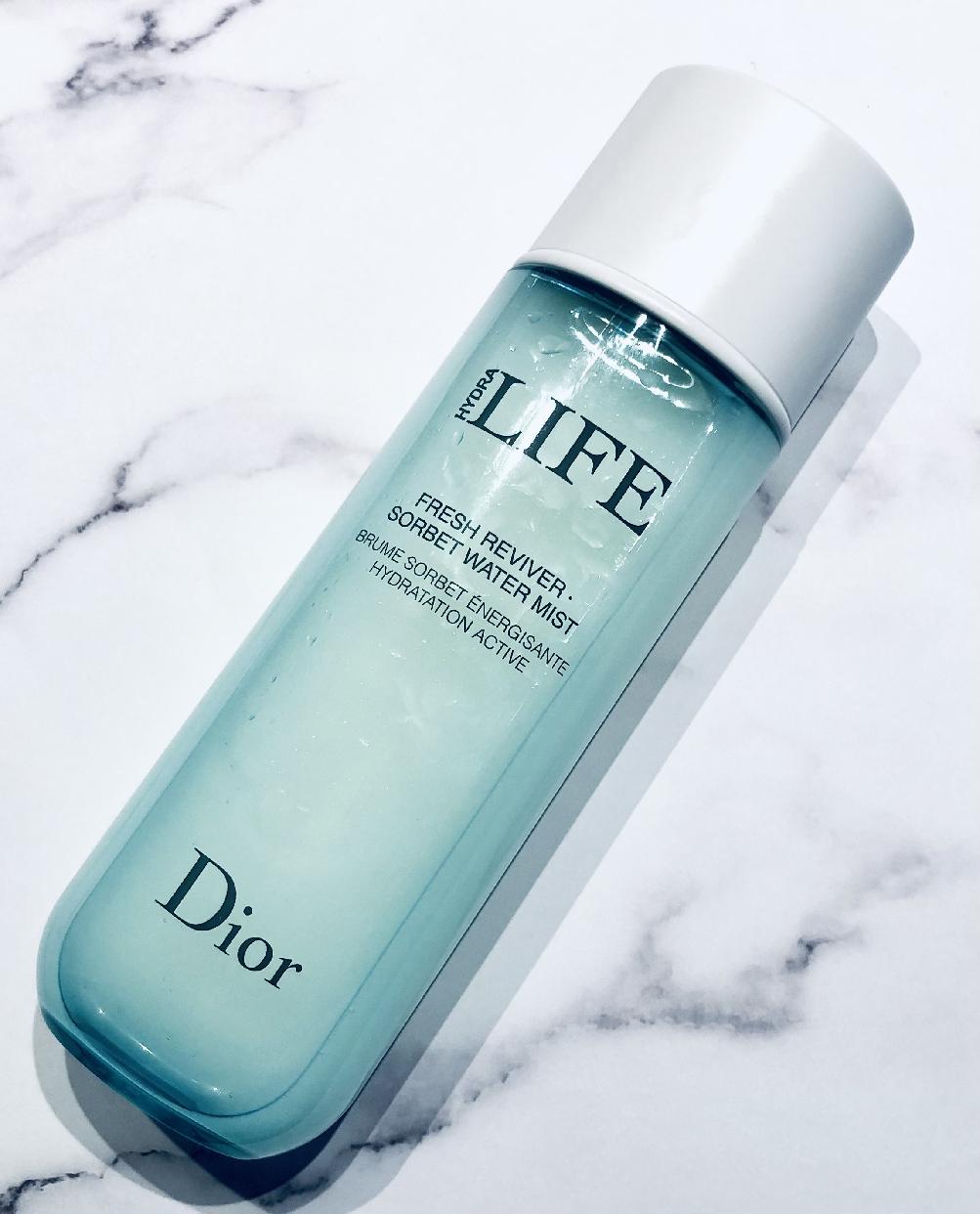 Dior(ディオール) ライフ ソルベ ウォーター ミストを使ったしいちゃんさんのクチコミ画像1