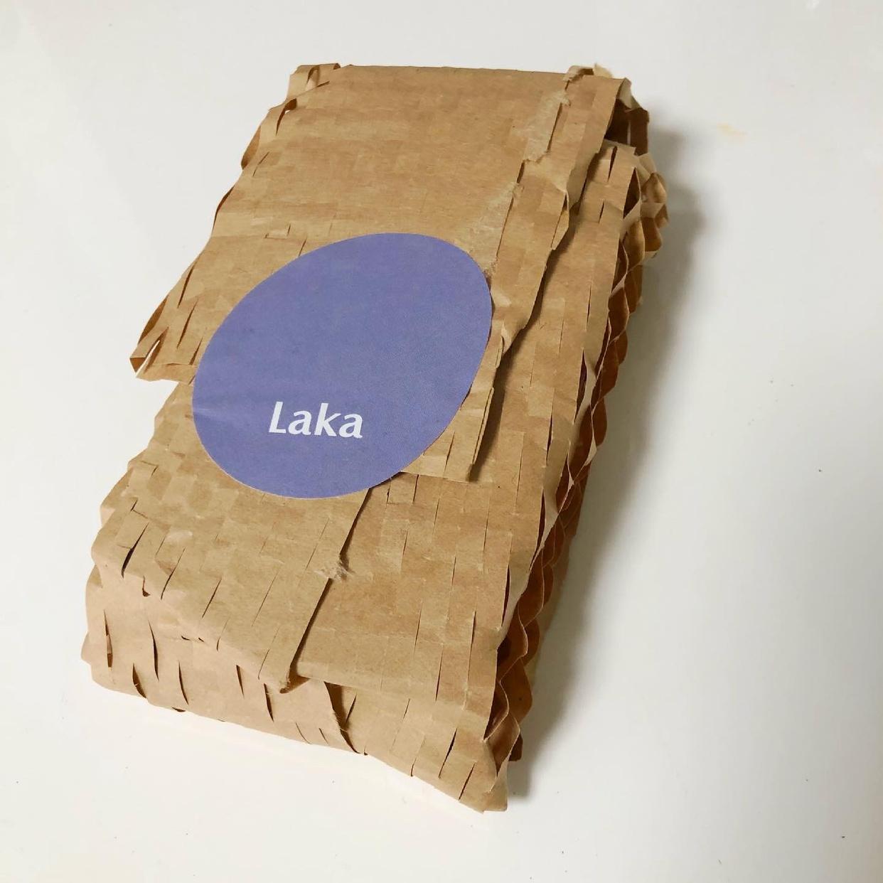 LAKA(ラカ)ソウル ヴィーガンリップバームを使ったぴさんのクチコミ画像3