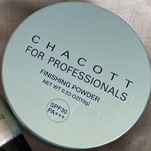 CHACOTT FOR PROFESSIONALS(チャコット フォー プロフェッショナルズ) フィニッシングパウダーを使ったChokaさんのクチコミ画像