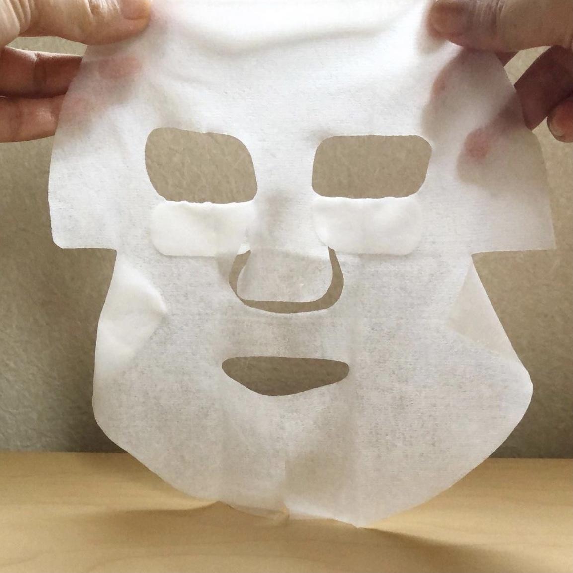 Domohorn Wrinkle(ドモホルンリンクル) しっとりフェイスマスク 肌養生を使ったlisa.1656さんのクチコミ画像2