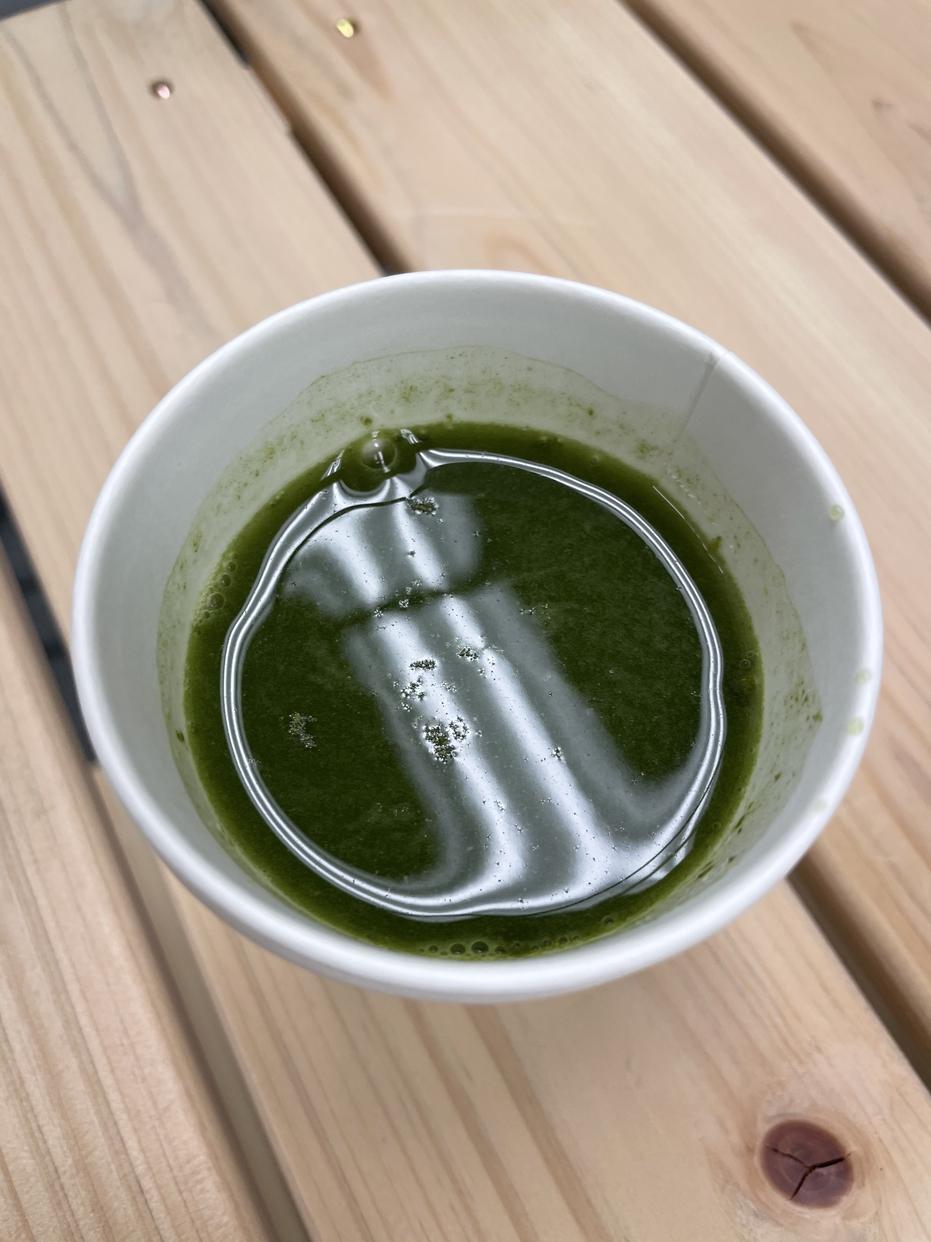 Yakult Health Foods(ヤクルトヘルスフーズ) 朝のフルーツ青汁の良い点・メリットに関するサキさんの口コミ画像1