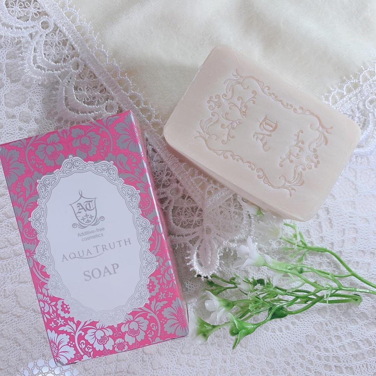 麗凍化粧品(Reitou Cosme) 薔薇はちみつ石鹸を使ったkana_cafe_timeさんのクチコミ画像1