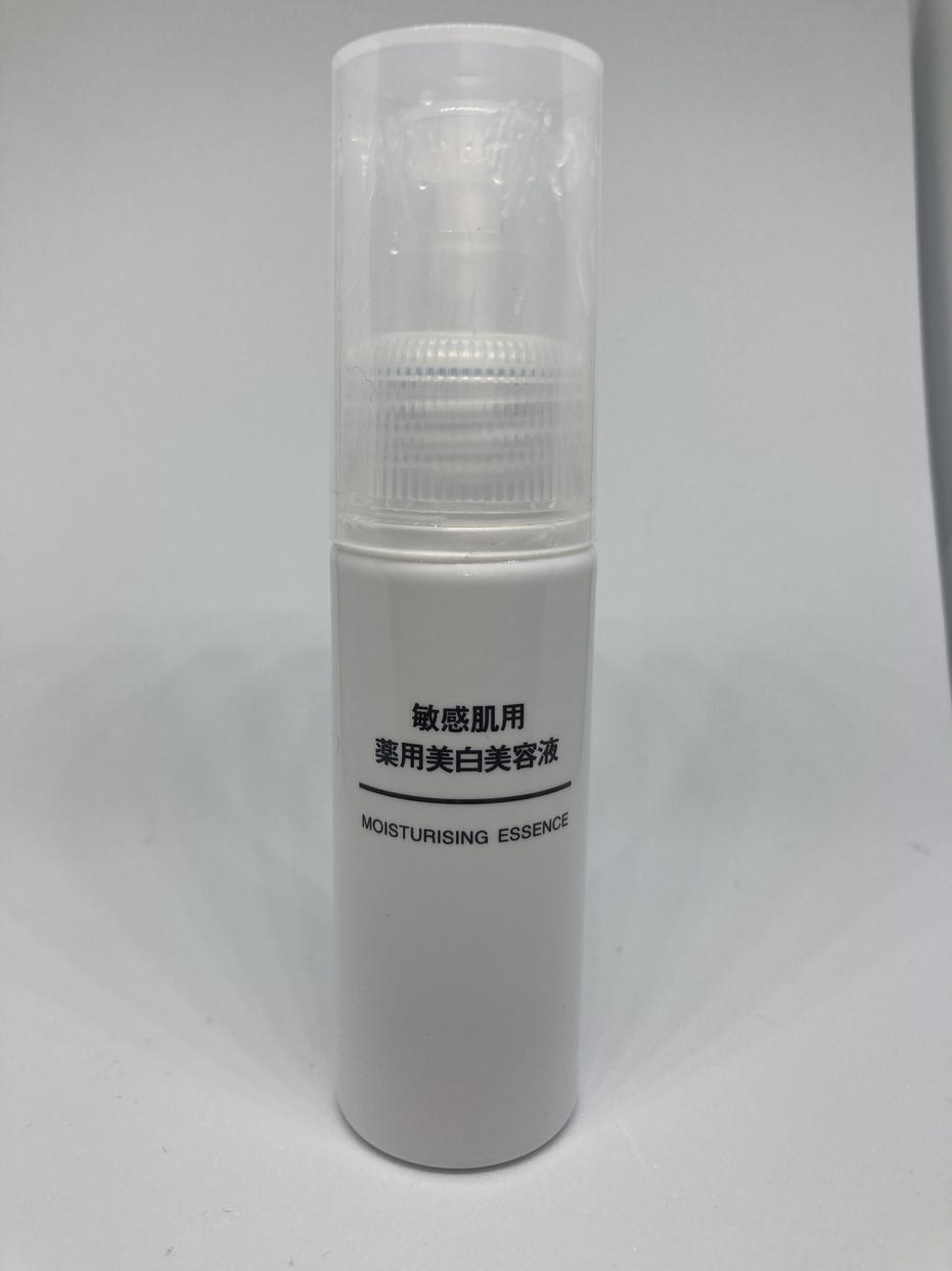 無印良品(MUJI)敏感肌用 薬用美白美容液を使ったティアさんのクチコミ画像1