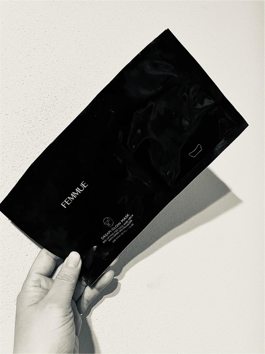 FEMMUE(ファミュ) ドリーム グロウ マスク BLを使ったmayumiさんのクチコミ画像1