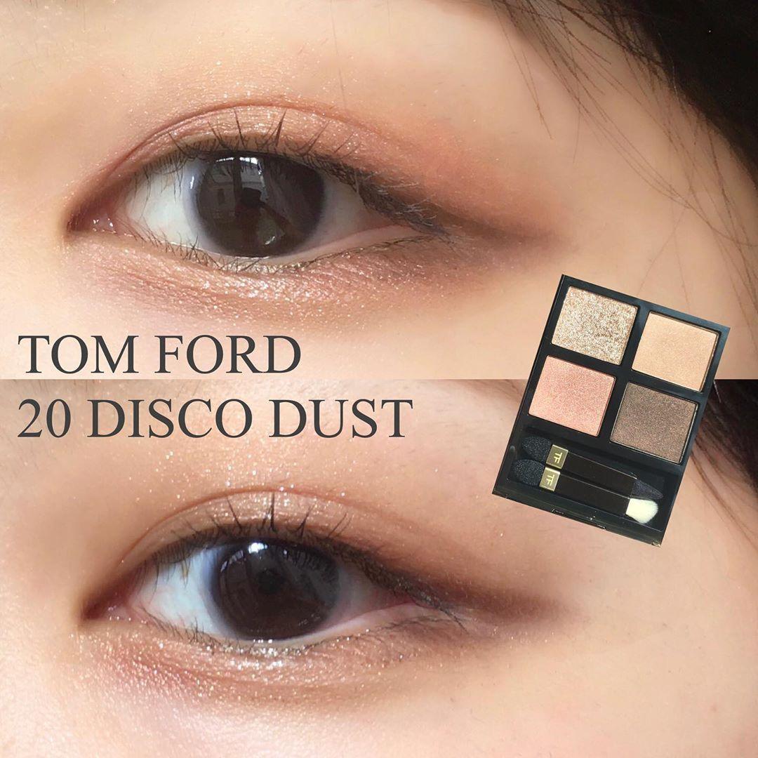 TOM FORD BEAUTY(トムフォードビューティー)アイ カラー クォードを使った ぽださんのクチコミ画像