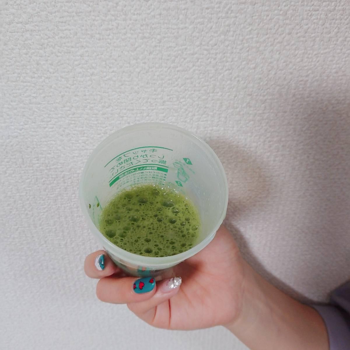 新田ゼラチンバランスコラーゲン グリーンスムージーを使ったkana_cafe_timeさんのクチコミ画像8