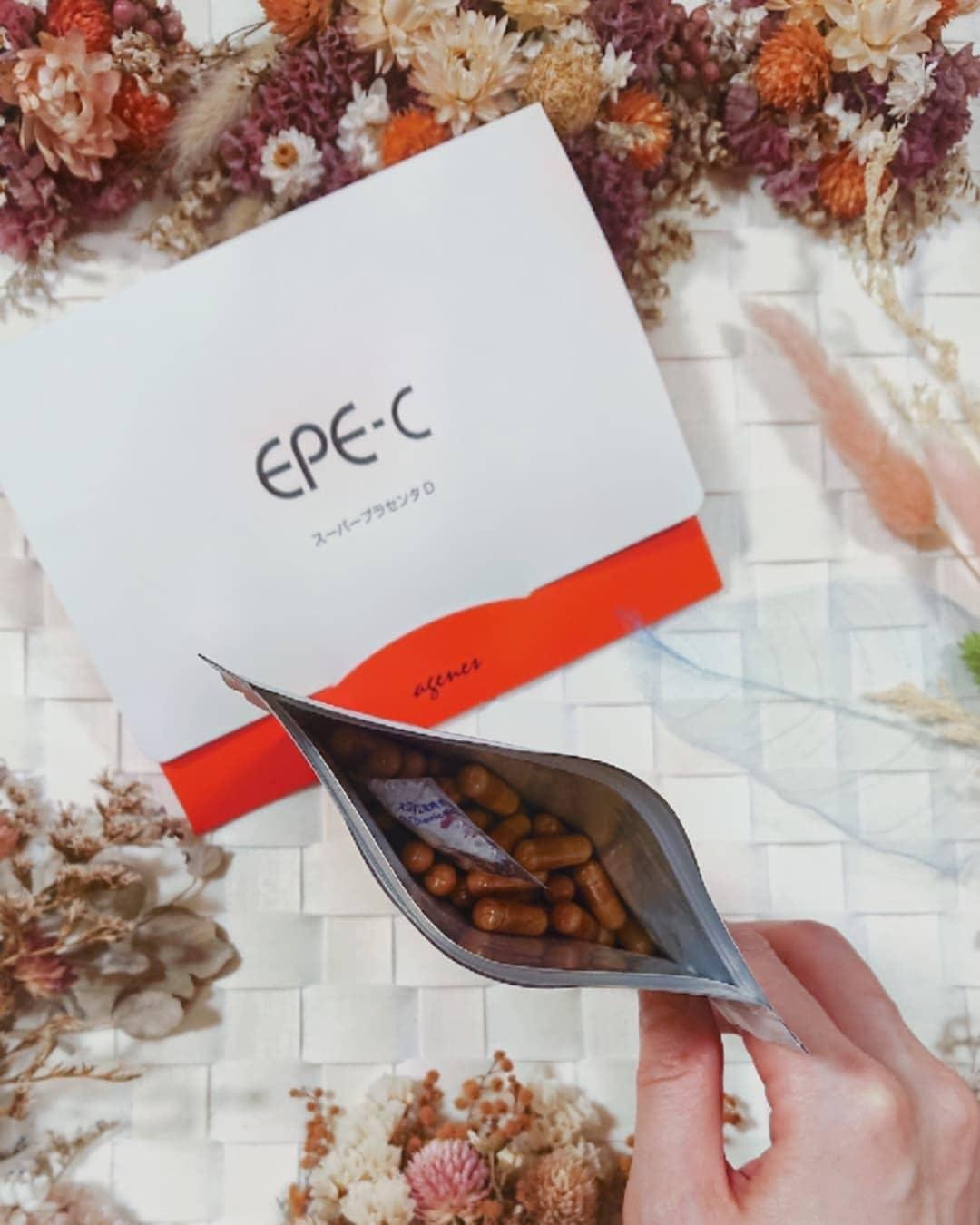 EPE-C(イーピーイー-シー)スーパープラセンタDを使ったみぃみぃさんのクチコミ画像3