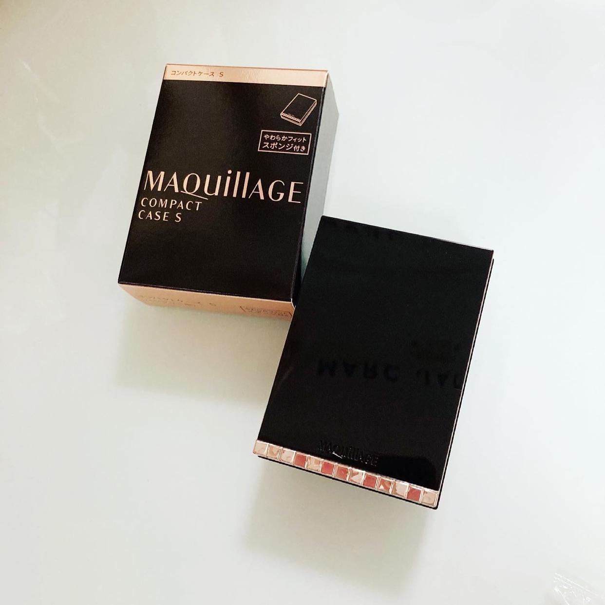 MAQuillAGE(マキアージュ)ドラマティックパウダリー EXを使ったmemiさんのクチコミ画像