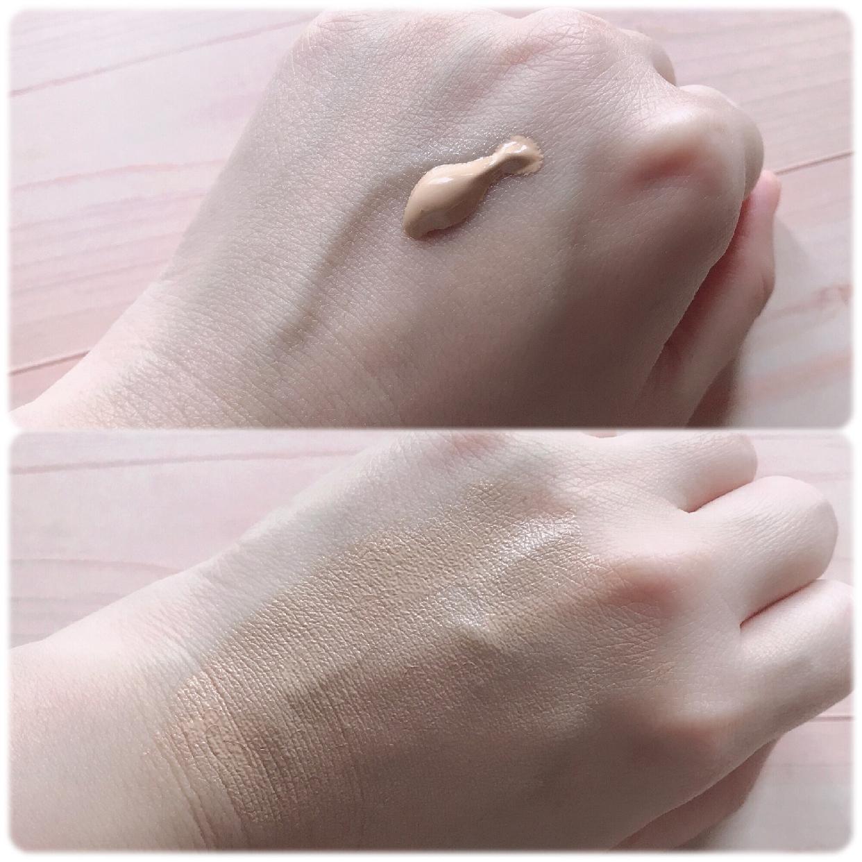 Moist Labo(モイストラボ) BBエッセンスクリームを使った土肥 真依子さんのクチコミ画像