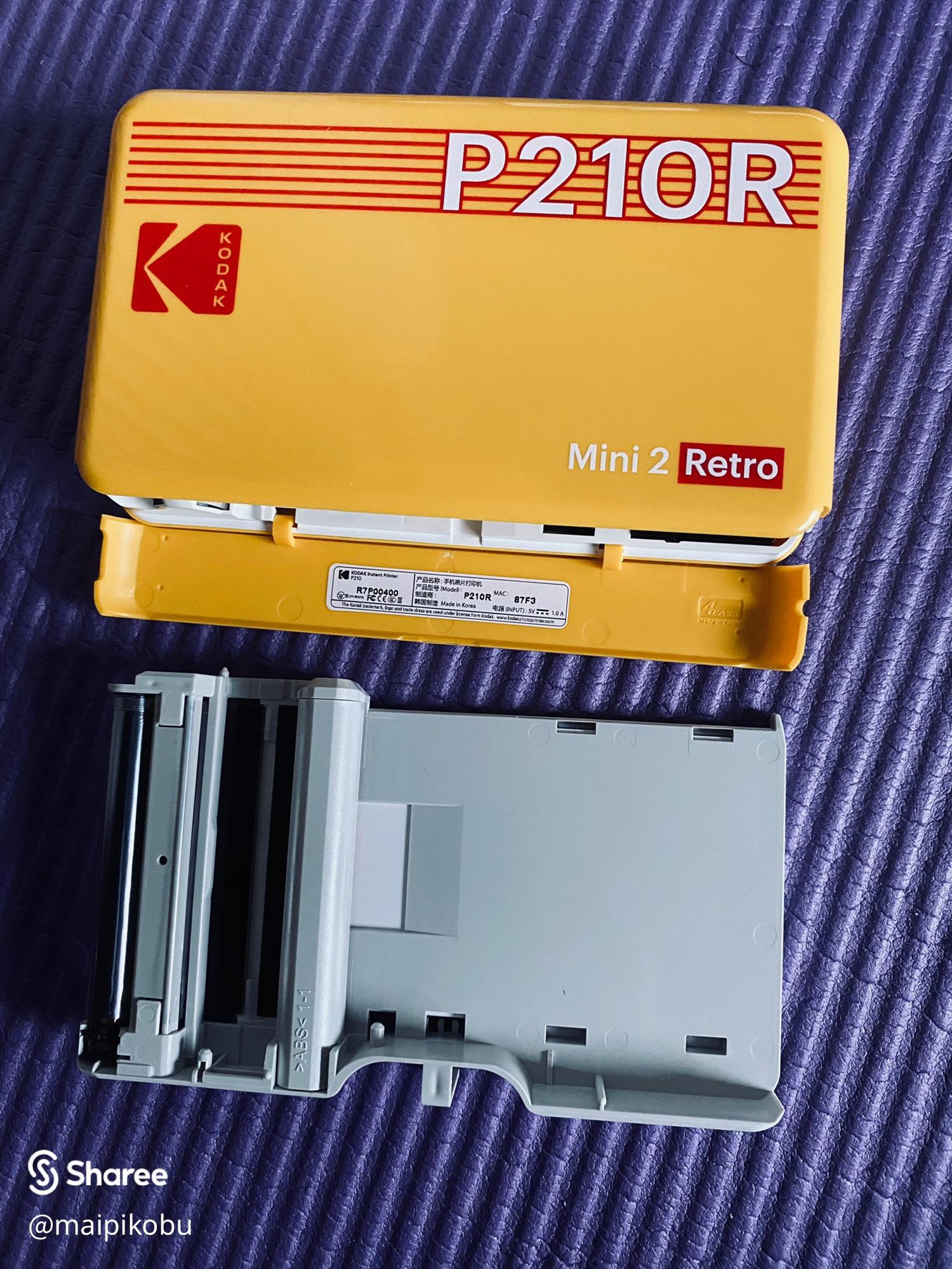 KODAK MiniレトロP21OR 14,900円の良い点・メリットに関するマイピコブーさんの口コミ画像2