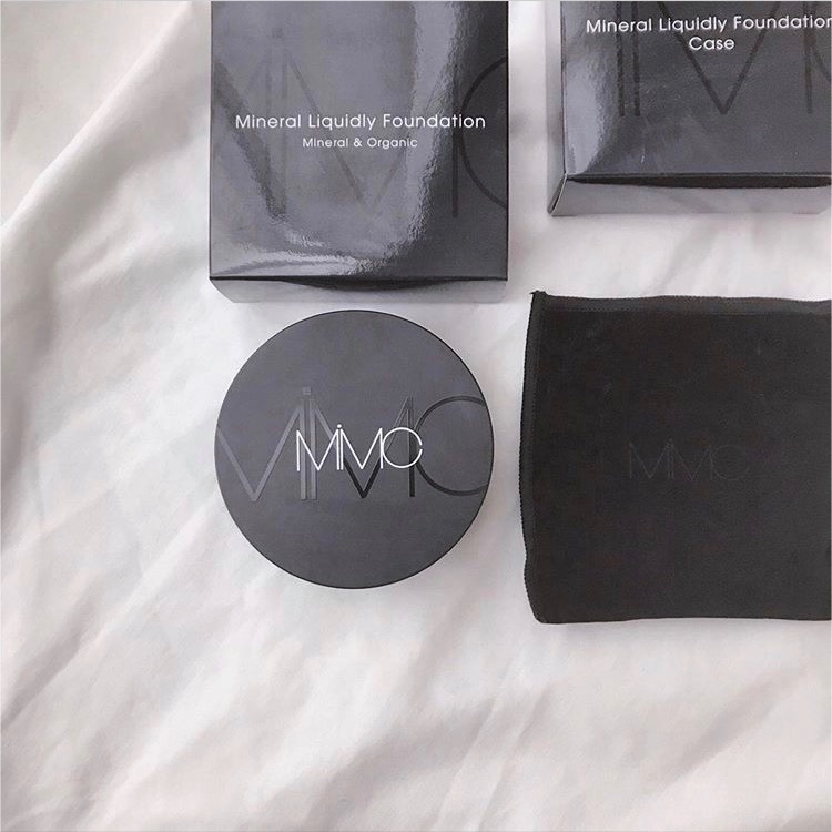 MiMC(エムアイエムシー) ミネラルリキッドリーファンデーションの良い点・メリットに関するなっつさんの口コミ画像1
