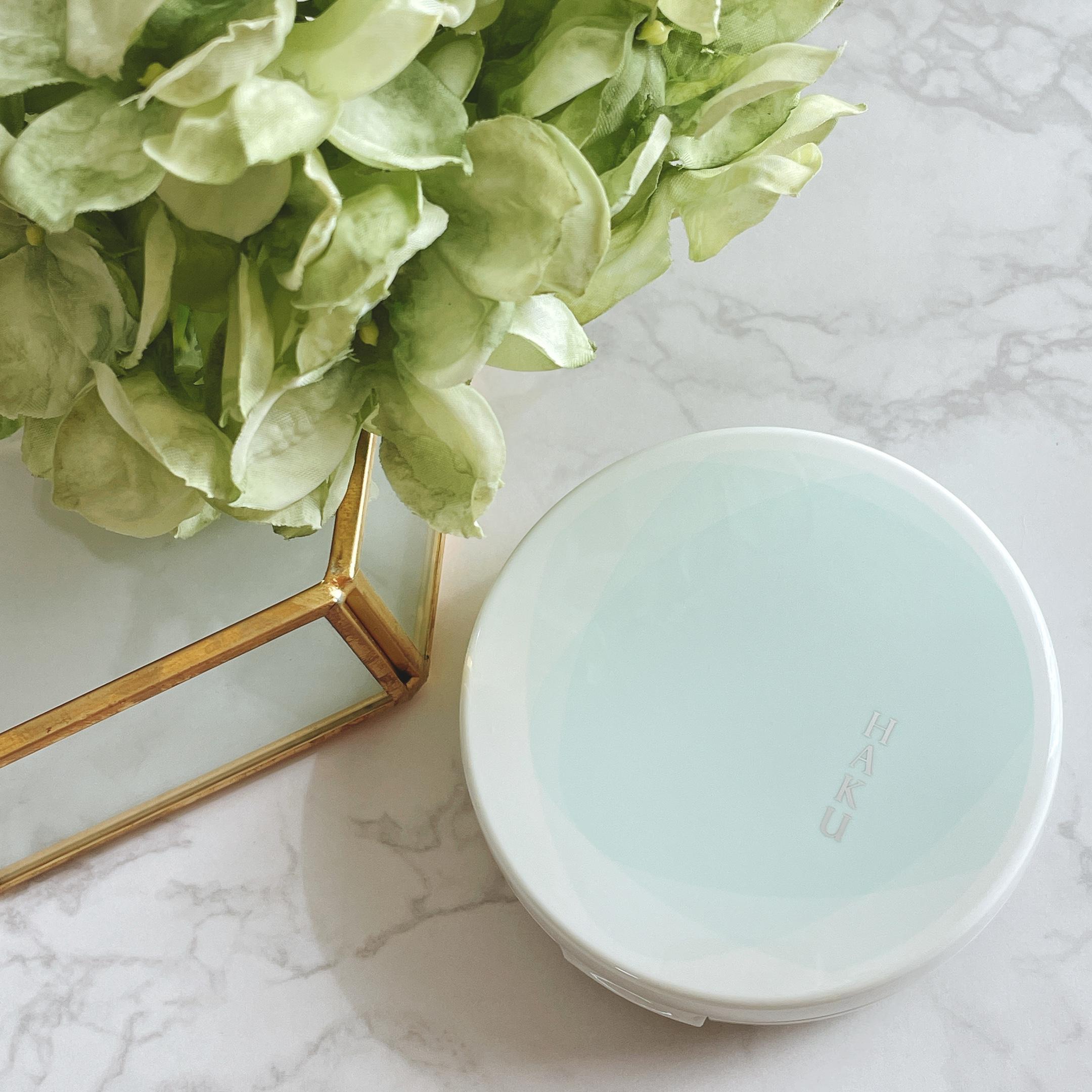 HAKU(ハク) ボタニック サイエンス 薬用 美容液 クッション コンパクトの良い点・メリットに関するoz.designさんの口コミ画像1