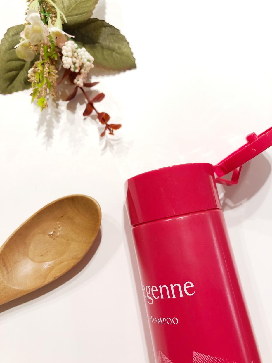 Regenne(リジェンヌ)シャンプー+トリートメント モイスト&ボリュームを使ったみまさんのクチコミ画像