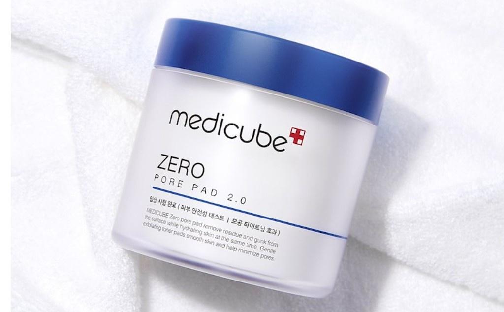 MEDICUBE(メディキューブ) ゼロポアパッド2.0を使ったMEさんのクチコミ画像1