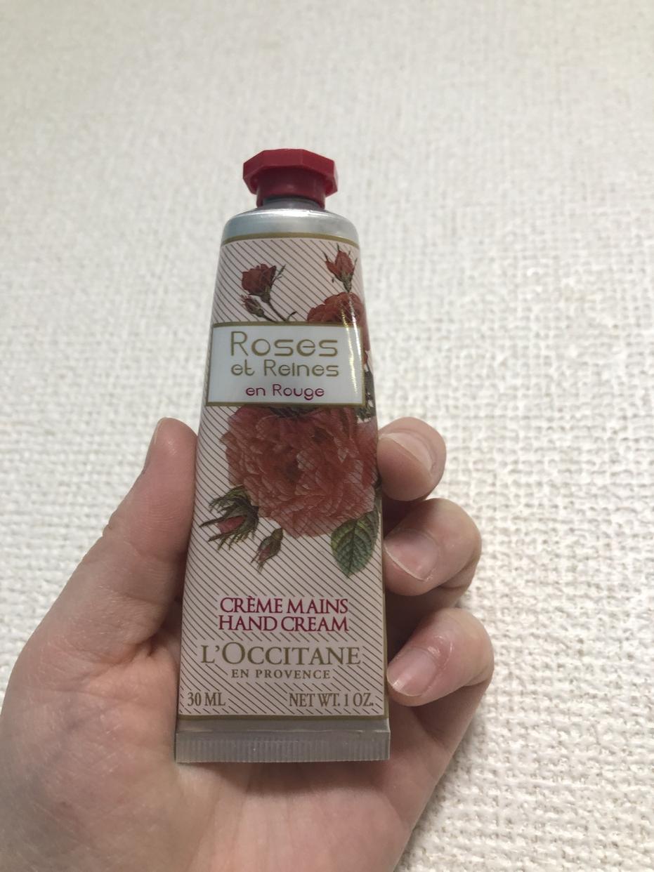 L'OCCITANE(ロクシタン) ピオニー フェアリーハンドクリームを使ったちゃかいさんのクチコミ画像1