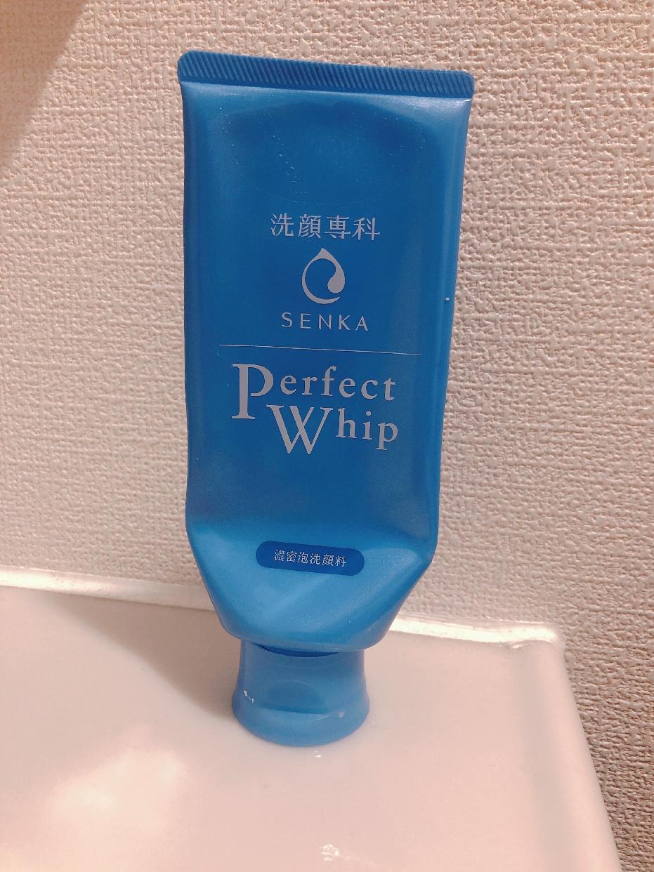 洗顔専科(SENKA) パーフェクトホイップuを使ったみなみさんのクチコミ画像