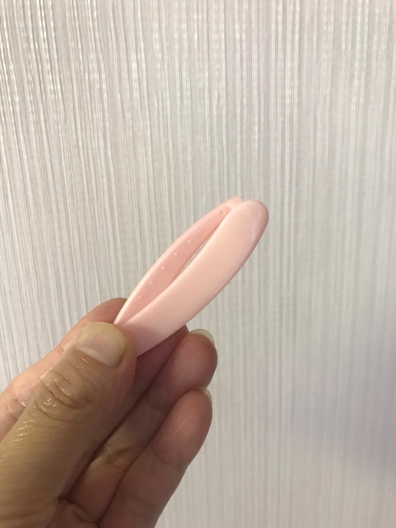 ニッケンかみそりキワの細かいところに便利な超ミニT型かみそりを使ったkirakiranorikoさんのクチコミ画像2