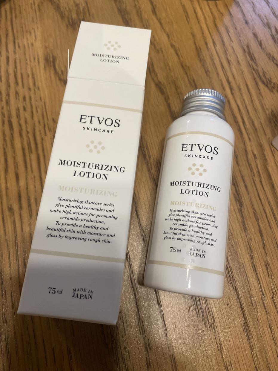 ETVOS(エトヴォス)アクネVCローションを使ったクロネコさんのクチコミ画像