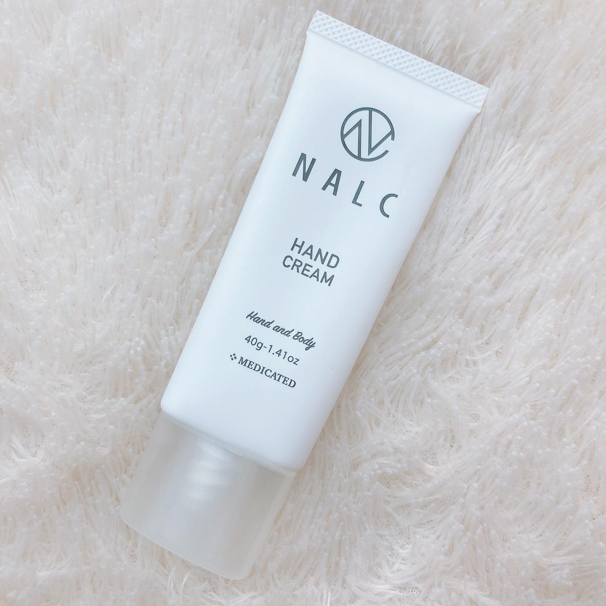 NALC(ナルク)薬用ヘパリンハンドクリームを使ったemma*さんのクチコミ画像1