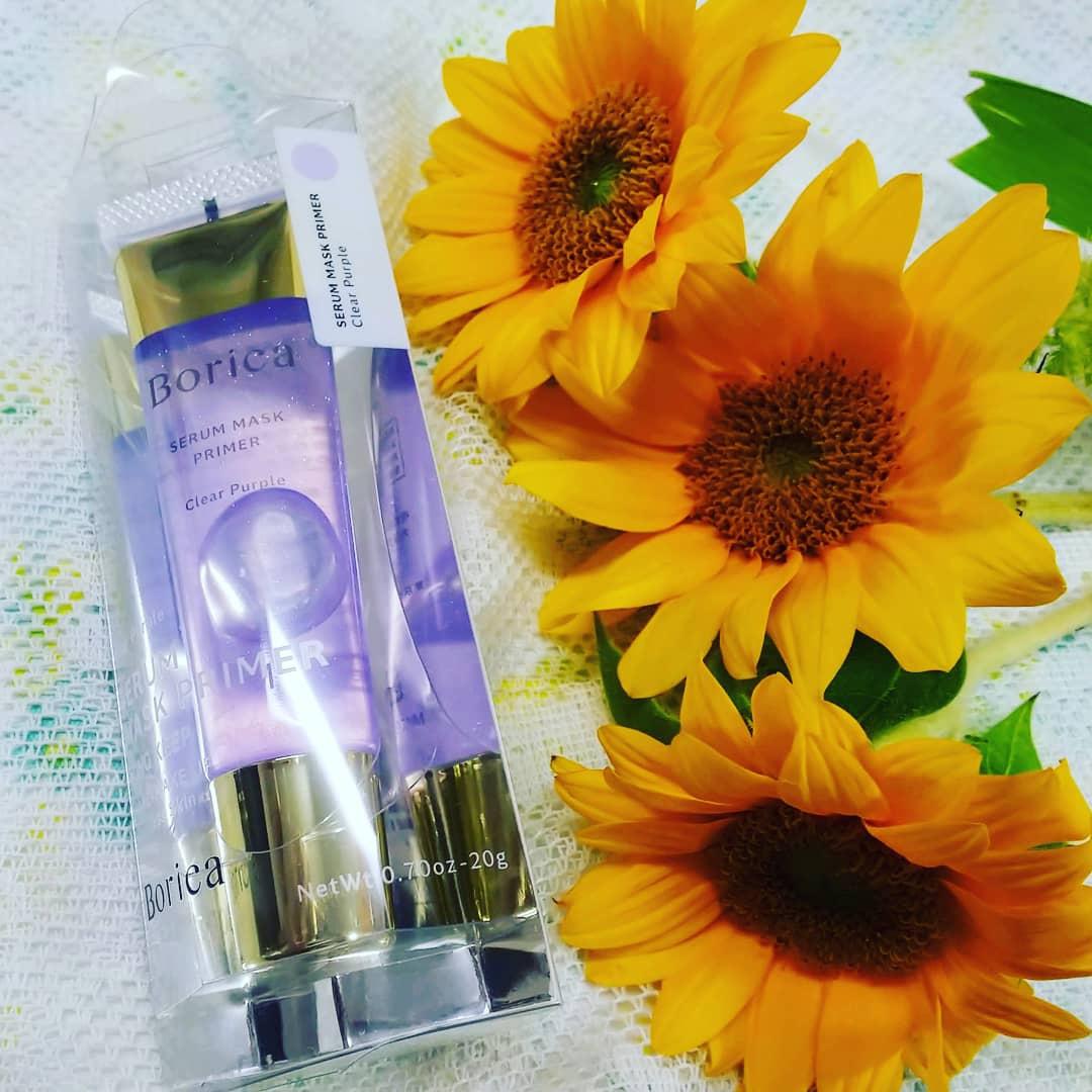 Borica(ボリカ) 美容液マスクプライマーを使ったティンカーベル0908さんのクチコミ画像1