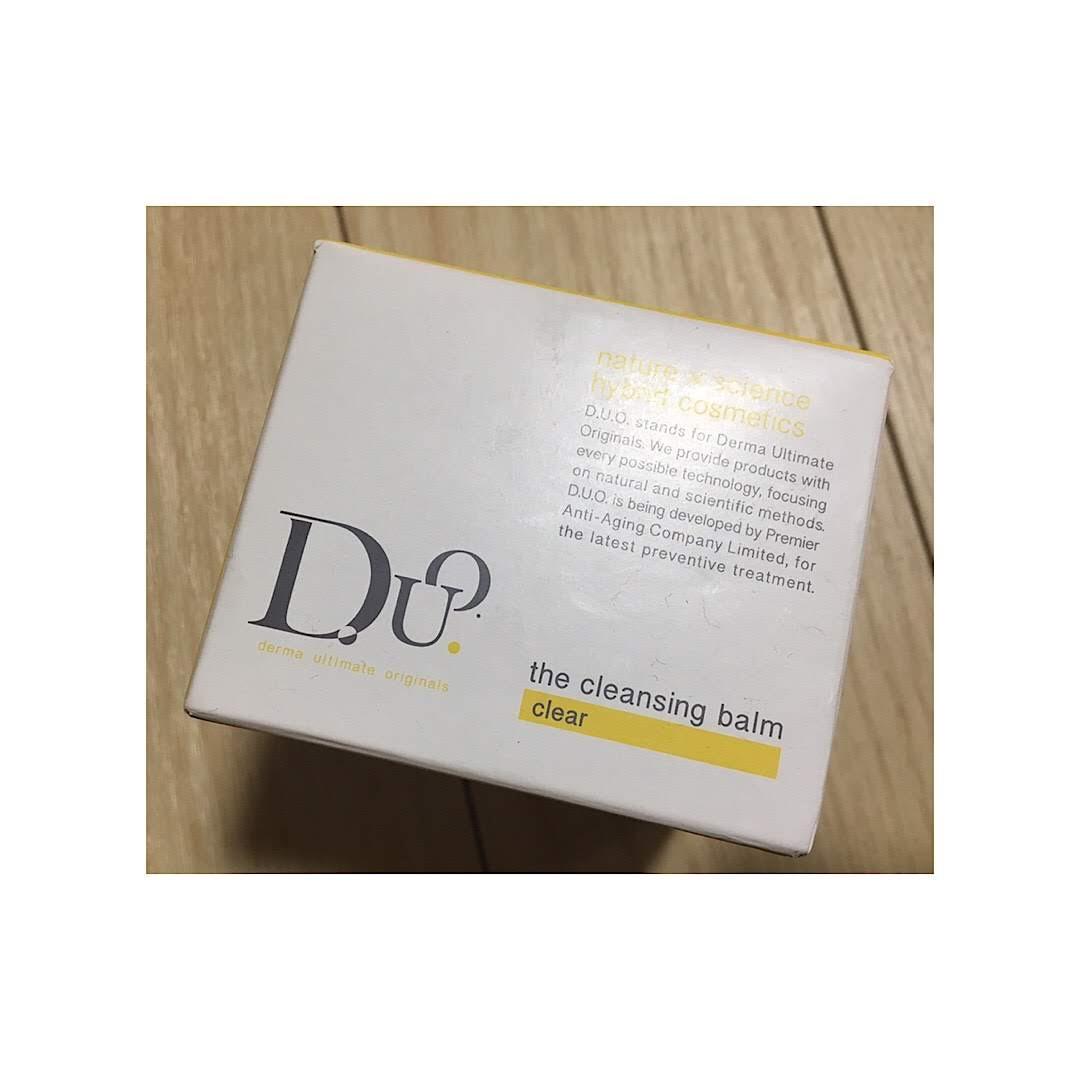 DUO(デュオ) ザ クレンジングバーム クリアの良い点・メリットに関する白うさぎさんの口コミ画像2