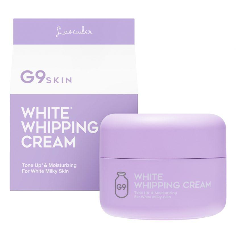 G9SKIN(ジーナインスキン)ホワイト・ホイッピング・クリームを使った レイメさんのクチコミ画像