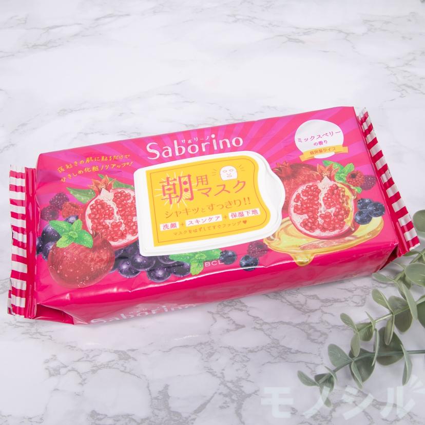 Saborino(サボリーノ) 目ざまシート 完熟果実の高保湿タイプを使ったhanaさんのクチコミ画像1