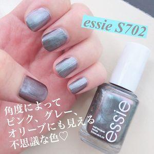 essie(エッシー)ネイルポリッシュを使った浅野彩奈さんのクチコミ画像1