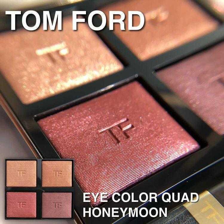 TOM FORD BEAUTY(トムフォードビューティー)アイ カラー クォードを使った             社畜系女子さんのクチコミ画像