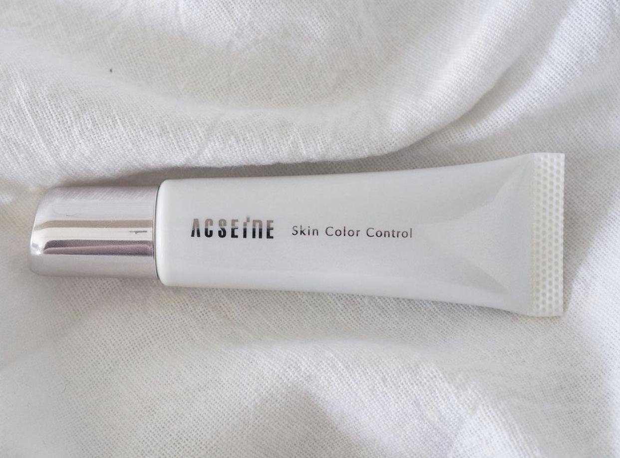 ACSEINE(アクセーヌ) スキンカラーコントロールを使ったchaneさんのクチコミ画像