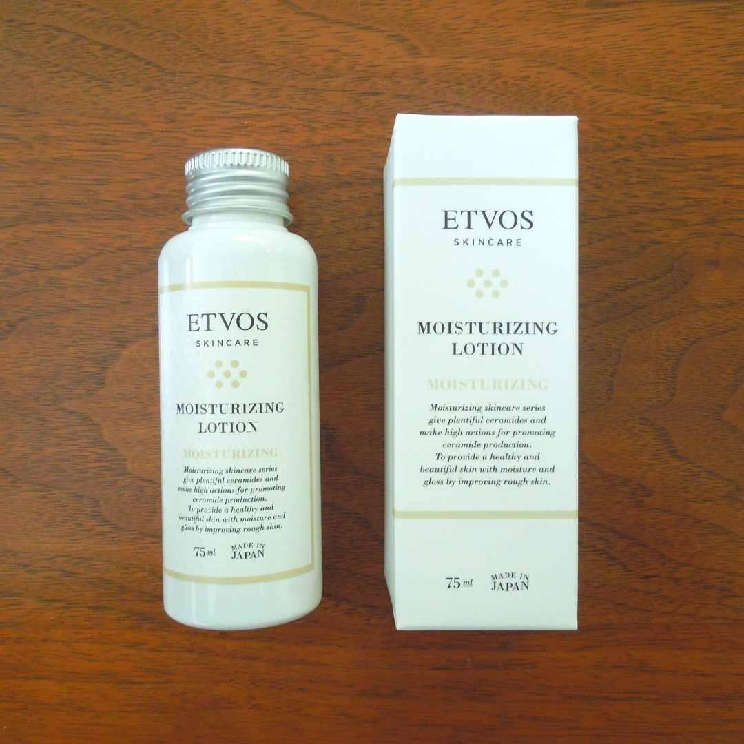 ETVOS(エトヴォス) モイスチャライジングローションを使ったneneさんのクチコミ画像1