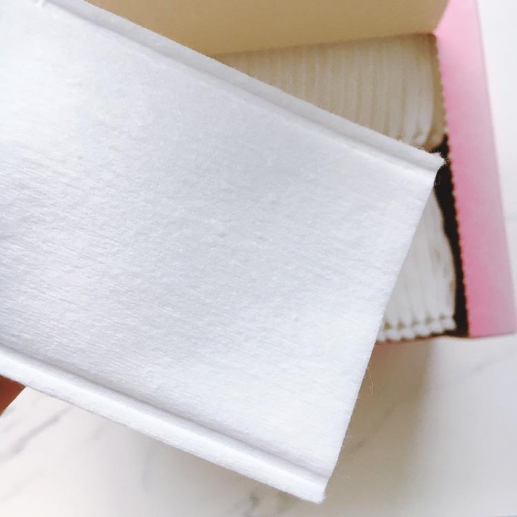 Cotton labo(コットン・ラボ) めくるコットン 大きめサイズを使ったyonna.sさんのクチコミ画像3