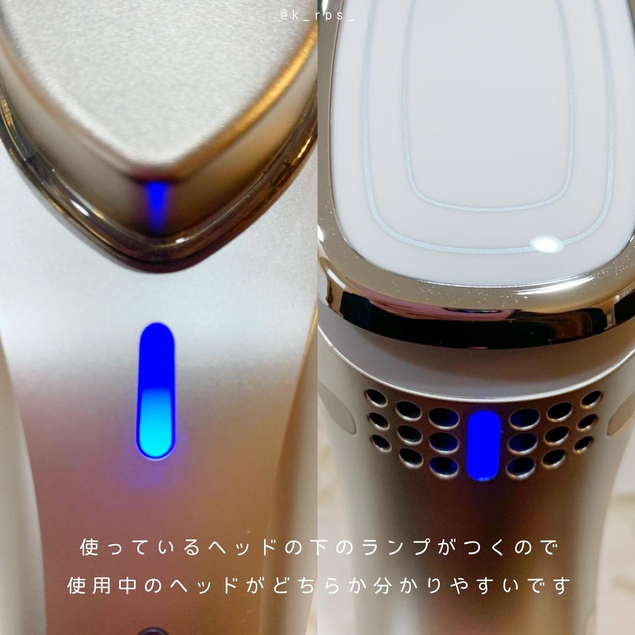 Panasonic(パナソニック) イオンエフェクター EH-ST98-Nを使ったKeiさんのクチコミ画像3