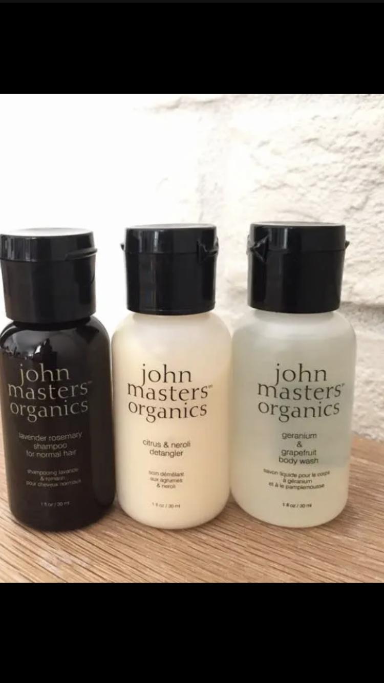 john masters organics(ジョンマスターオーガニック)L&Rシャンプー N + C&Nコンディショナー Nを使った今井 幸さんのクチコミ画像1