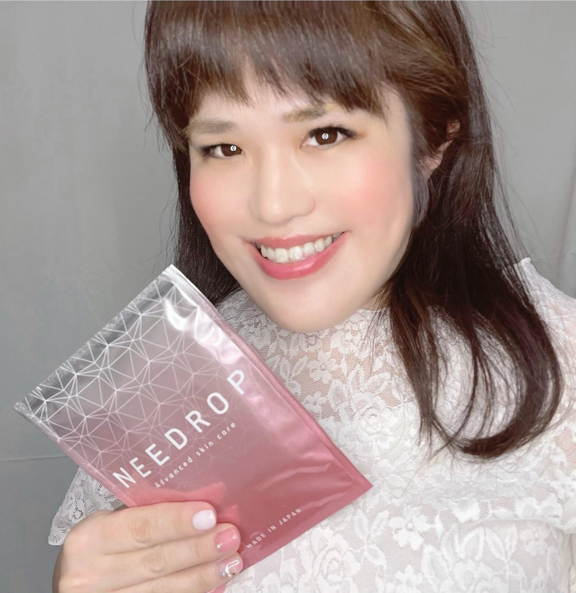 NISSHA NEEDROPの良い点・メリットに関する倉吉 伶奈さんの口コミ画像1