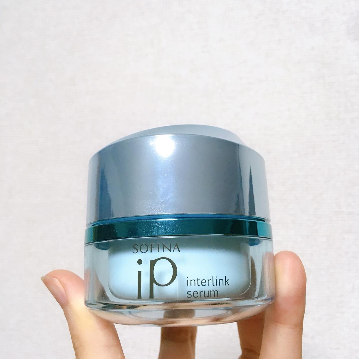 SOFINA  iP(ソフィーナ アイピー) インターリンクセラム 毛穴の目立たない澄んだうるおい肌へを使ったMiiさんのクチコミ画像2
