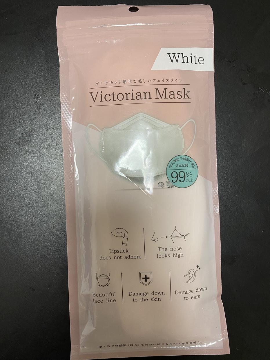 COLLABORN(コラボーン) ヴィクトリアンマスクを使ったSAYAKAさんのクチコミ画像1