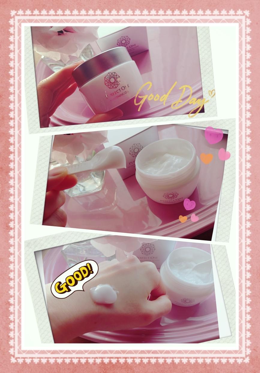 PERFECT ONE(パーフェクトワン)薬用ホワイトニングジェルを使った Uka***さんのクチコミ画像