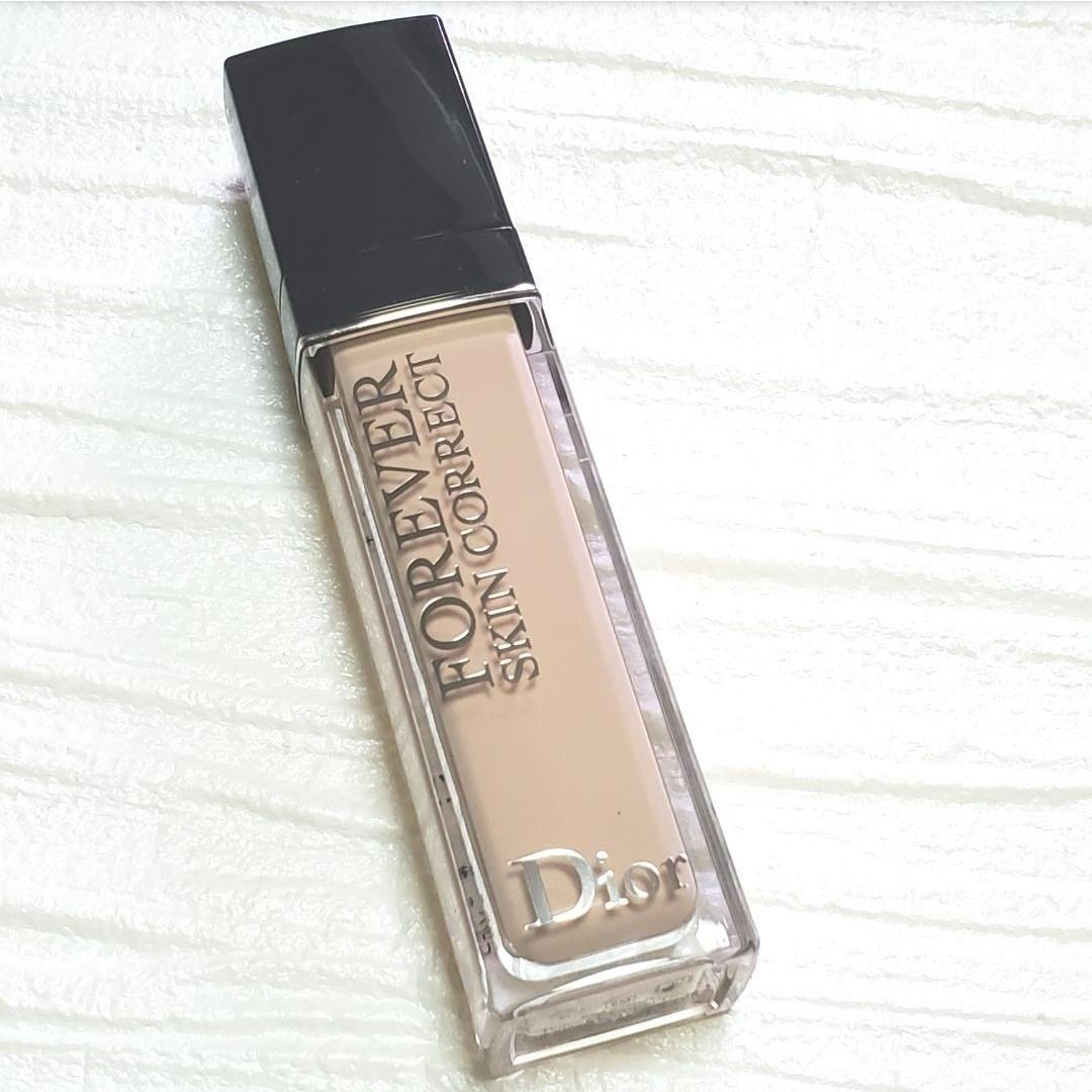 Dior(ディオール) スキン フォーエヴァー スキン コレクト コンシーラーを使ったKorさんのクチコミ画像1