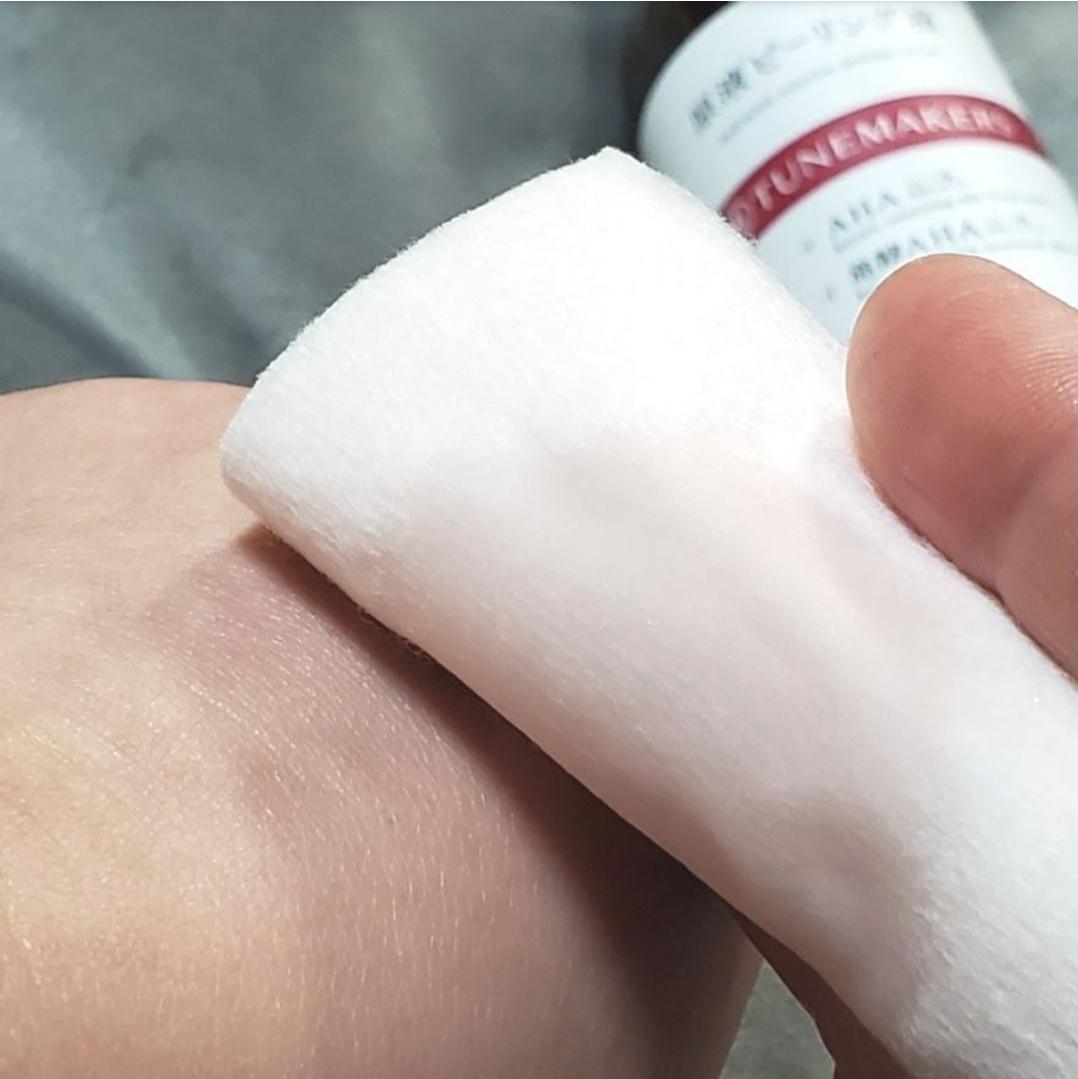 TUNEMAKERS(チューンメーカーズ)原液ピーリング液を使ったKorさんのクチコミ画像3