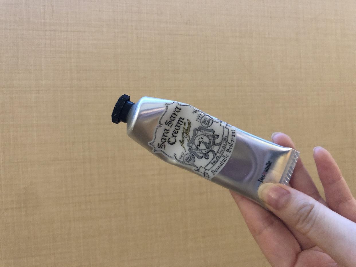 Deonatulle(デオナチュレ) 足指さらさらクリームを使ったYasmine.Gさんのクチコミ画像