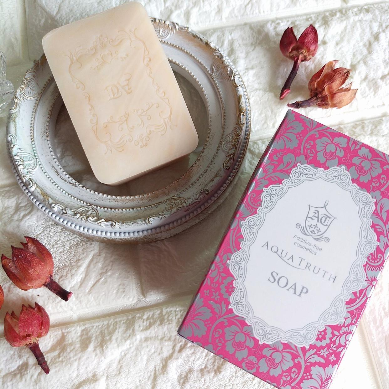 麗凍化粧品(Reitou Cosme) 薔薇はちみつ石鹸を使ったまるもふさんのクチコミ画像1