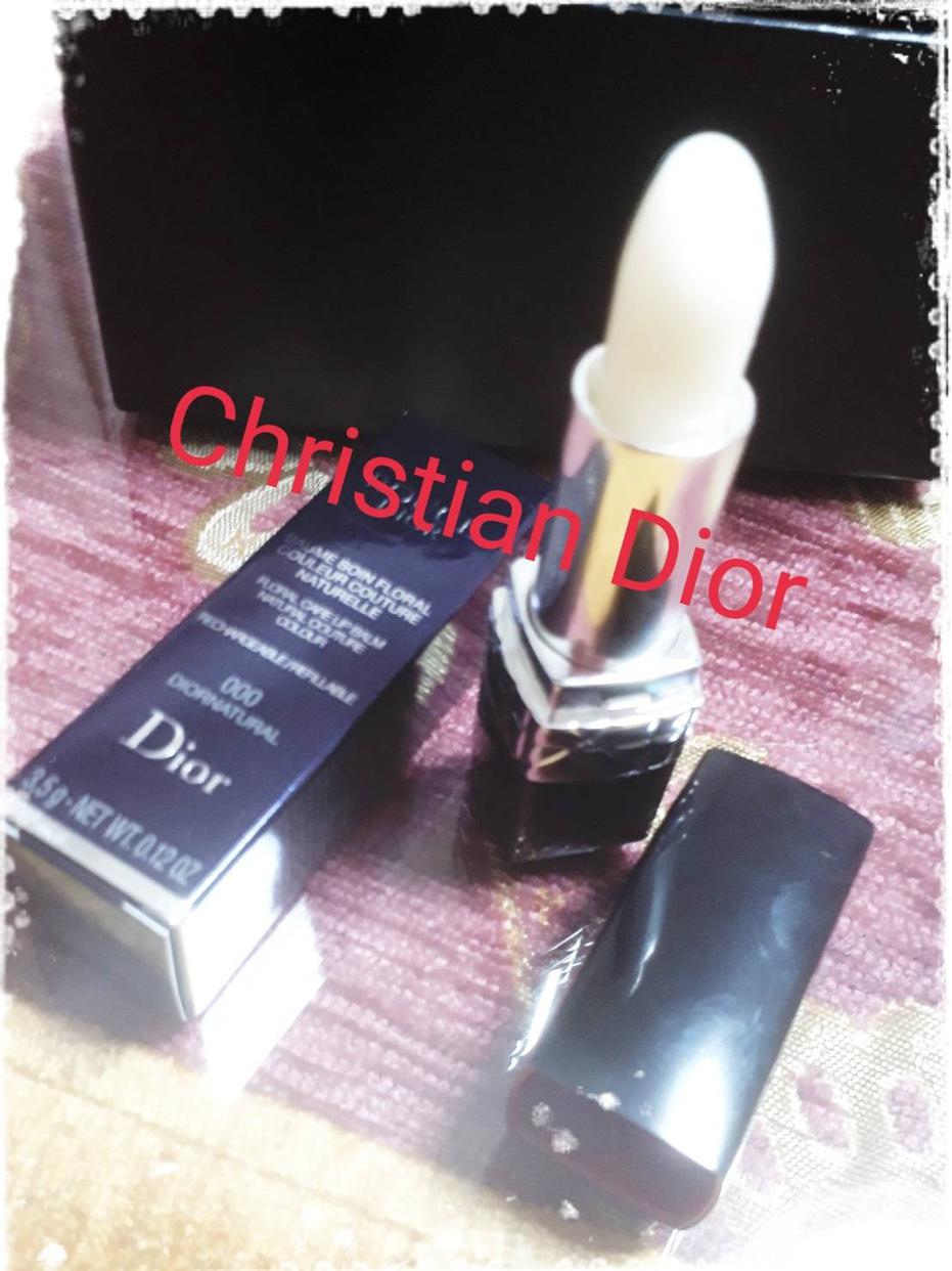 Dior(ディオール)ルージュ ディオール バームを使ったcocorinさんのクチコミ画像1