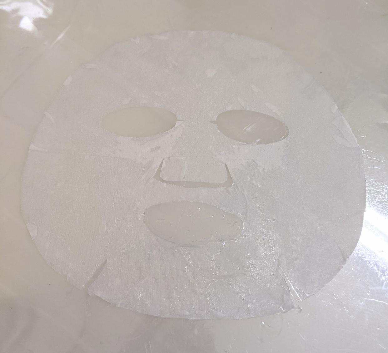 NATURE REPUBLIC(ネイチャーリパブリック) ビタペアC シートマスクを使ったpuchiriekoさんのクチコミ画像1