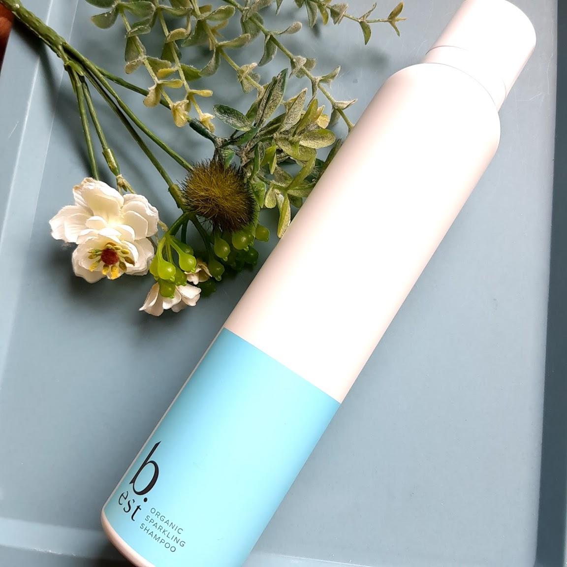 b.est(ビーエスト) organic sparkling shampooを使ったyayakoさんのクチコミ画像1