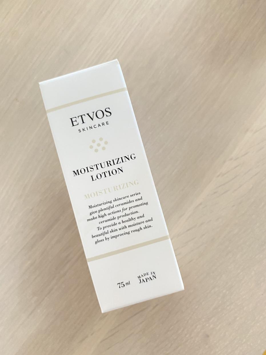 ETVOS(エトヴォス) モイスチャライジングローションを使ったぽぽさんのクチコミ画像1