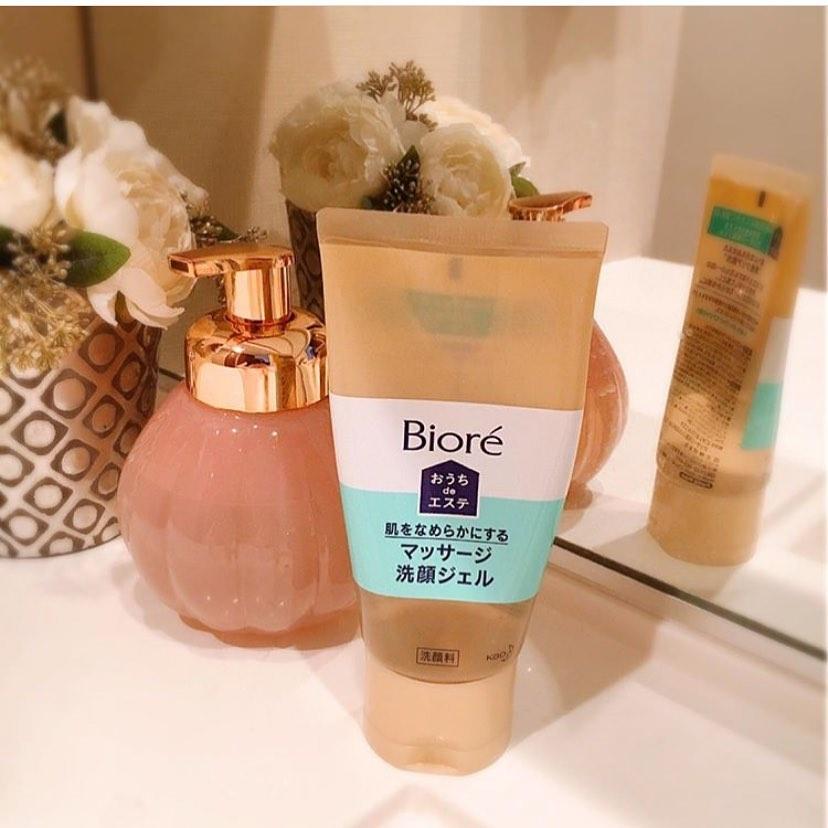 Bioré(ビオレ)洗顔ジェル なめらかを使った             きょうこさんのクチコミ画像