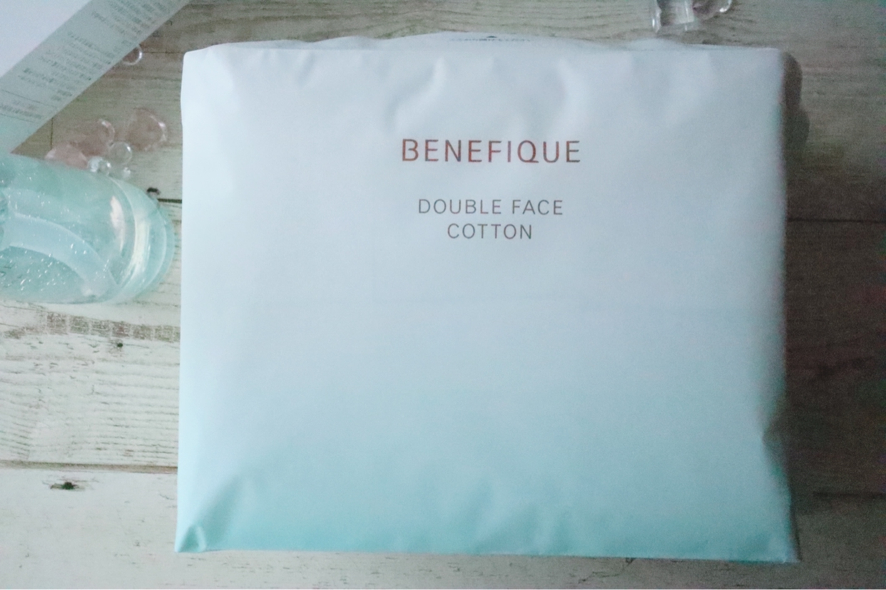 BENEFIQUE(ベネフィーク)ダブルフェイスコットンを使ったうにぽんさんのクチコミ画像1